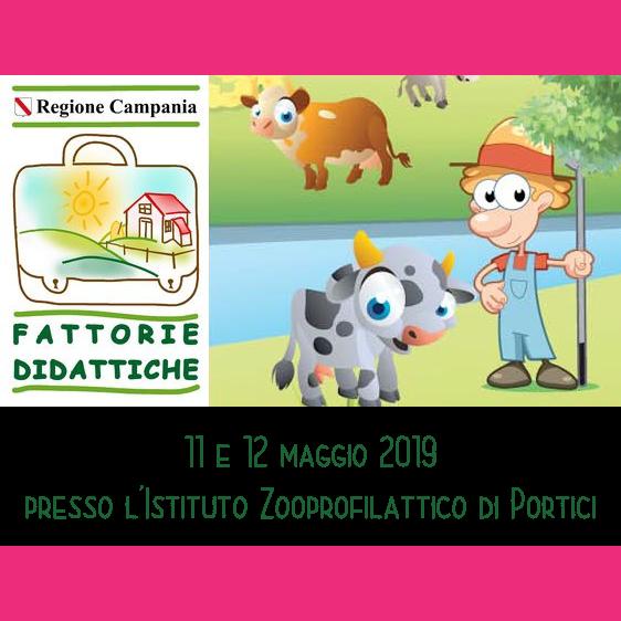 Fondazione Cultura & Innovazione - Fattorie Didattiche 2019