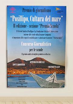 """Fondazione Cultura & Innovazione - Conferenza stampa - Premio Internazionale """"Posillipo, Cultura del mare"""""""